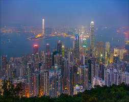 Hong Kong with love by photoport