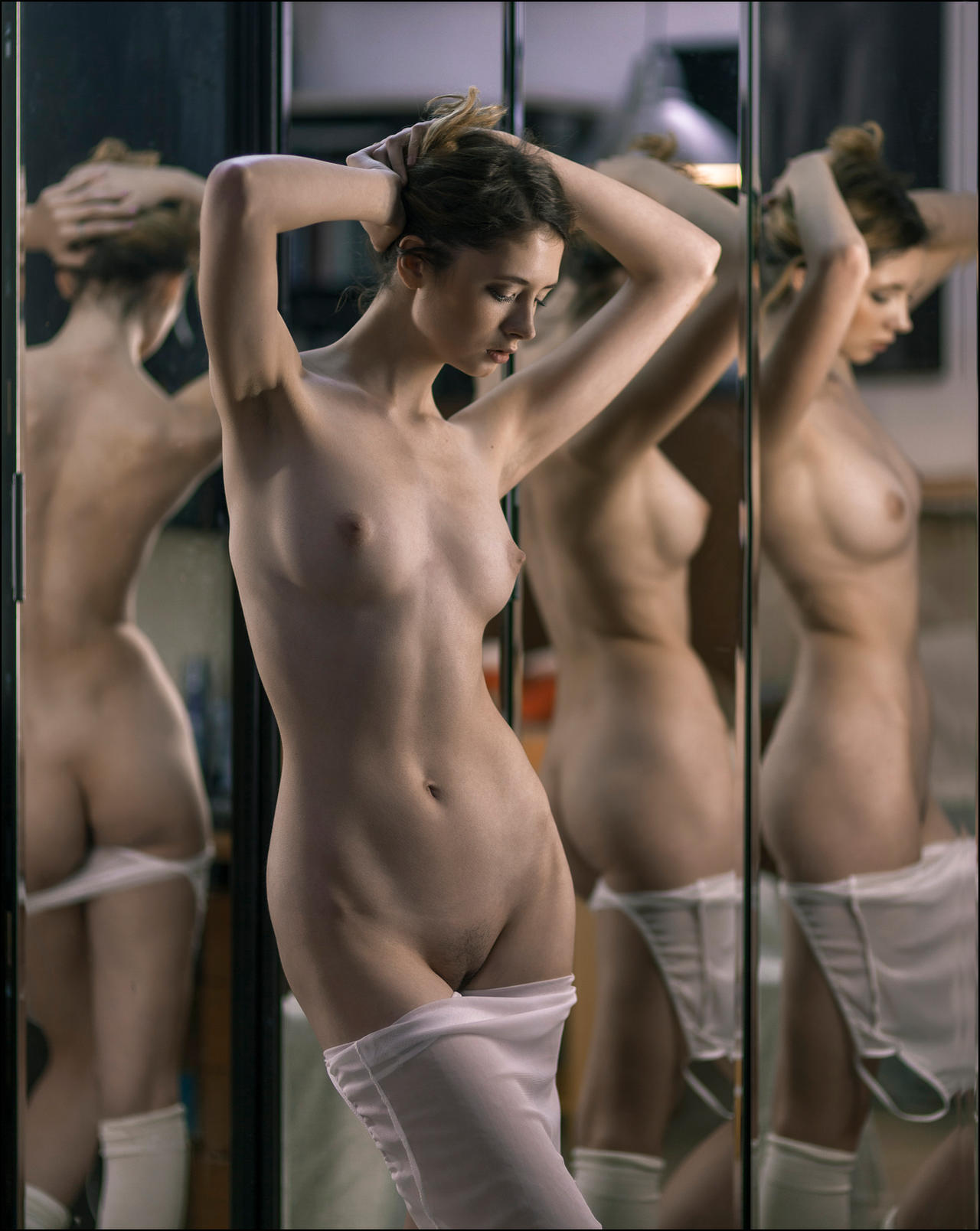 Beauty cloning by photoport