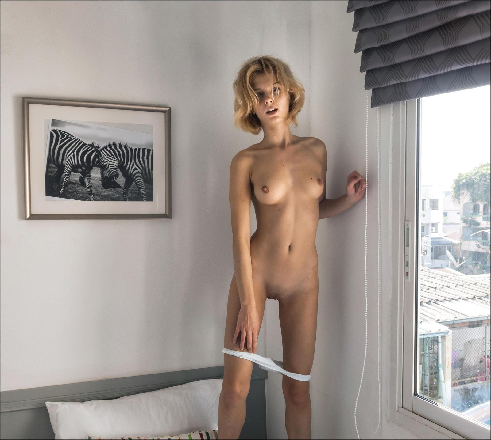 фото голых девушек худых - 7