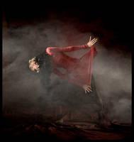 Nasya posing by photoport