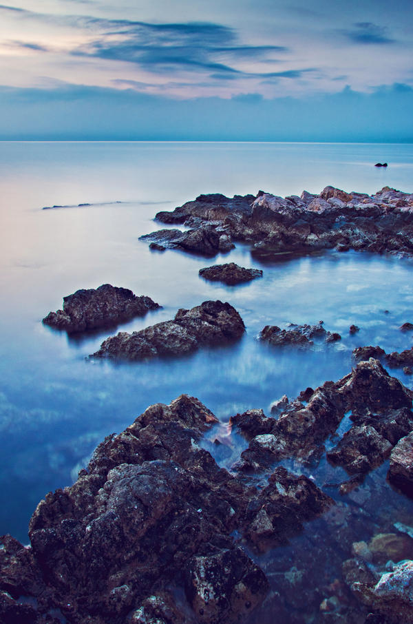 Blue Sea by marinsuslic