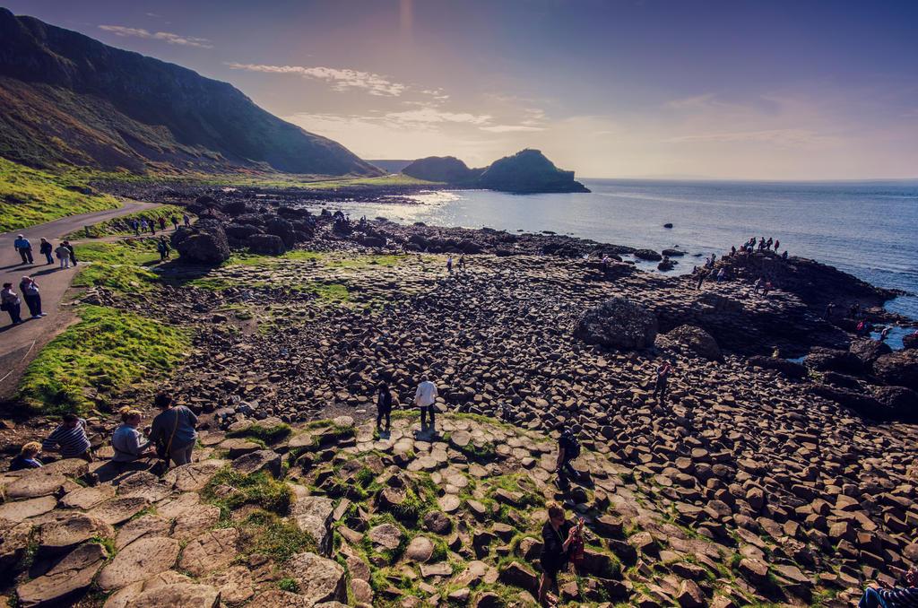 Giant's Causeway by marinsuslic