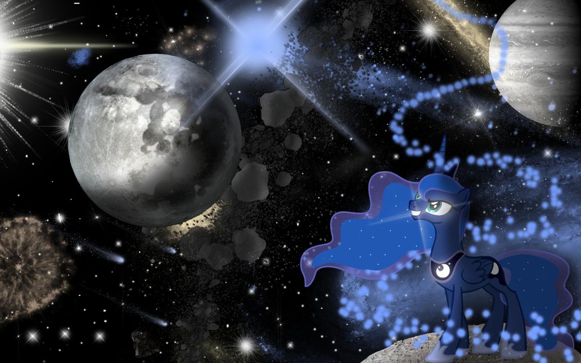 Luna spacey wallpaper by wingdune41 on deviantart - Spacey wallpaper ...