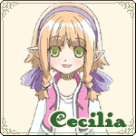 Cecilia rune factory by chase-kun123