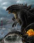Godzilla in Alcatraz Final