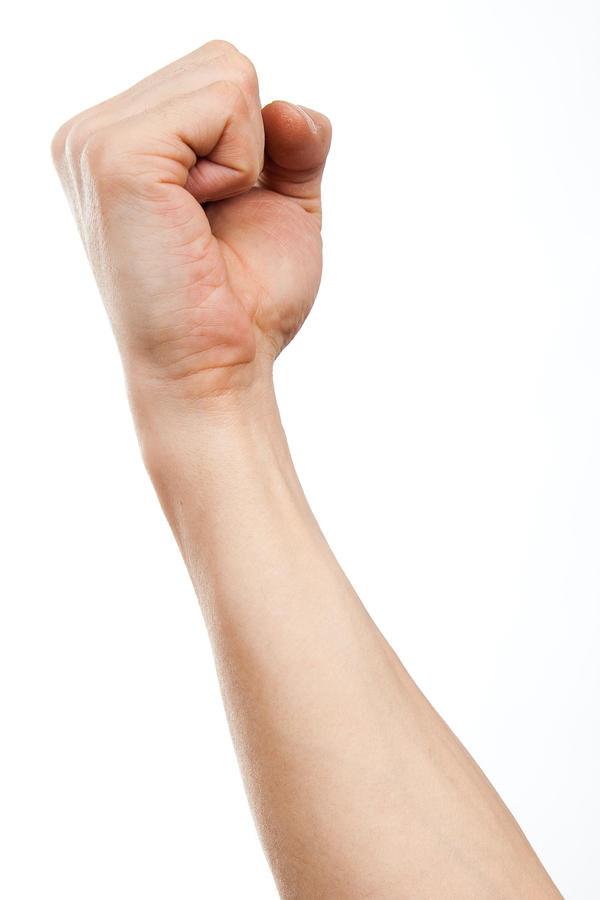 Hand 012 by ISOStock