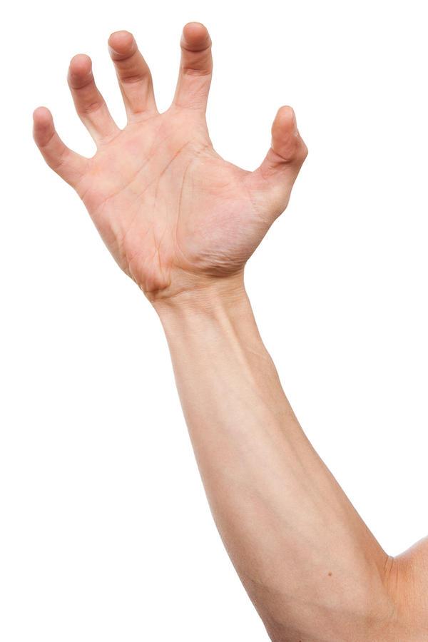Hand 013 by ISOStock