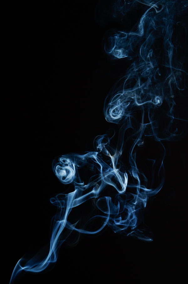 Smoke 014 by ISOStock