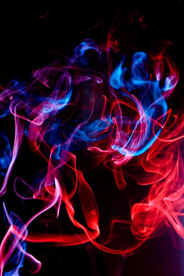 Smoke 034 by ISOStock