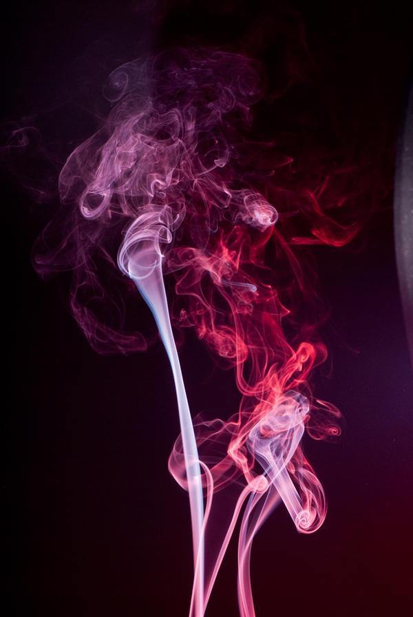 Smoke 036 by ISOStock