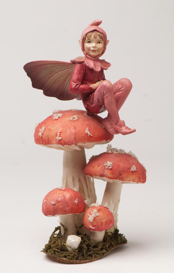 Elf statue 037 by ISOStock
