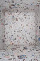 Paper room 004 by ISOStock