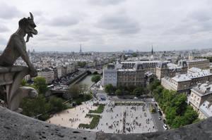 City skyline 004 by ISOStock