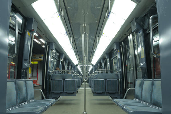 Subway 002 by ISOStock