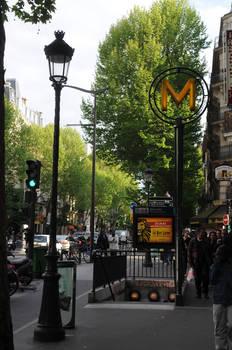 Subway entrance 004