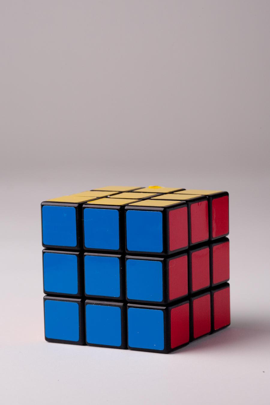Rubik's cube 005 by ISOStock