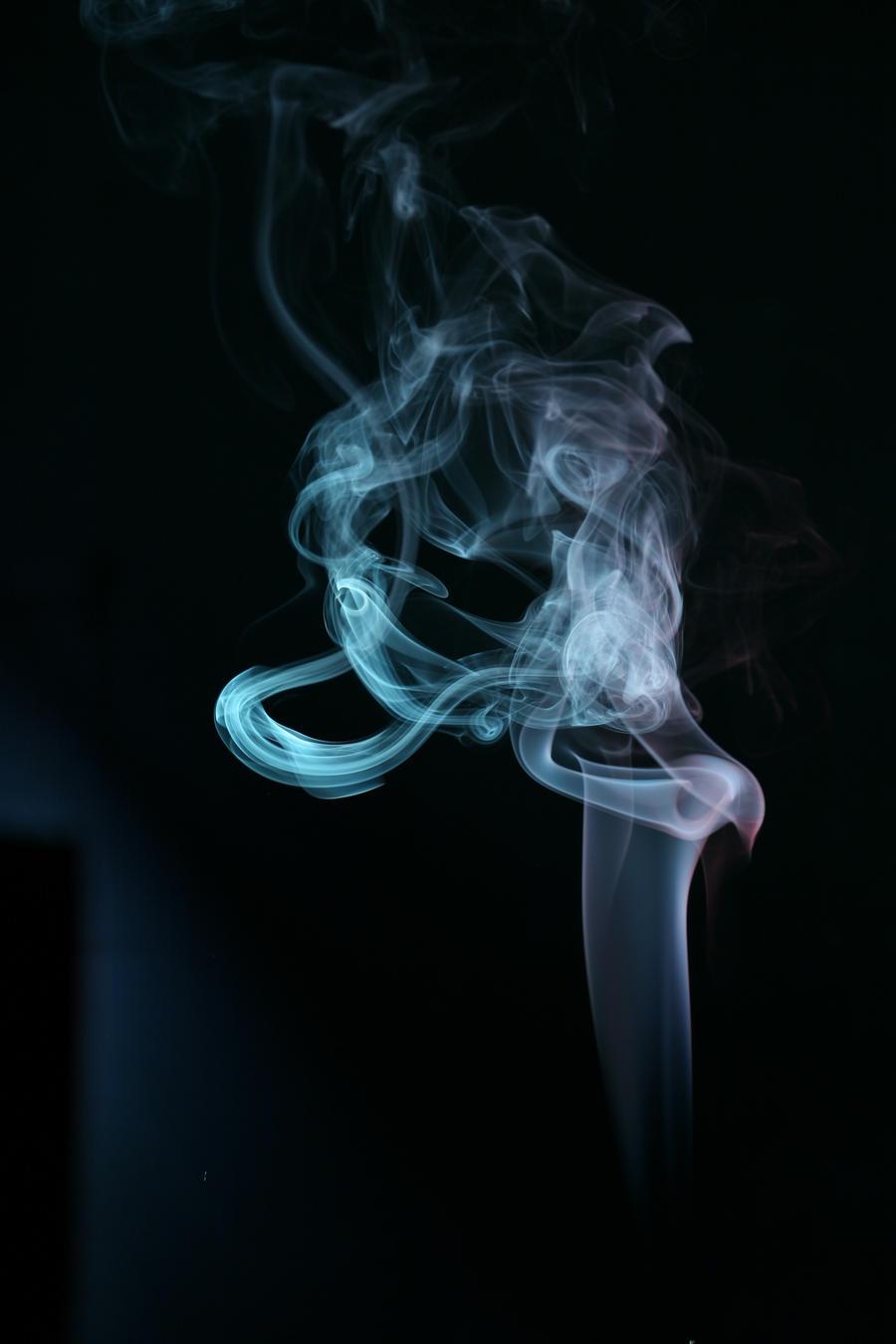 Smoke 037 by ISOStock