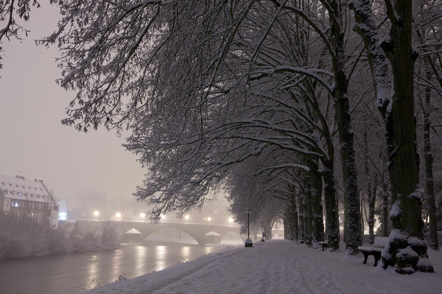 Winter 094 by ISOStock