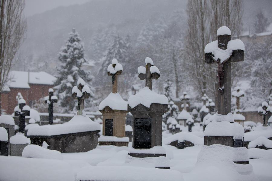 Graveyard 031 by ISOStock