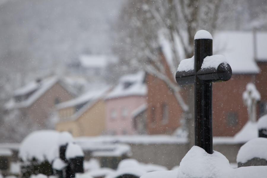 Graveyard 037 by ISOStock