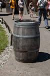 Europapark 020 wooden barrel