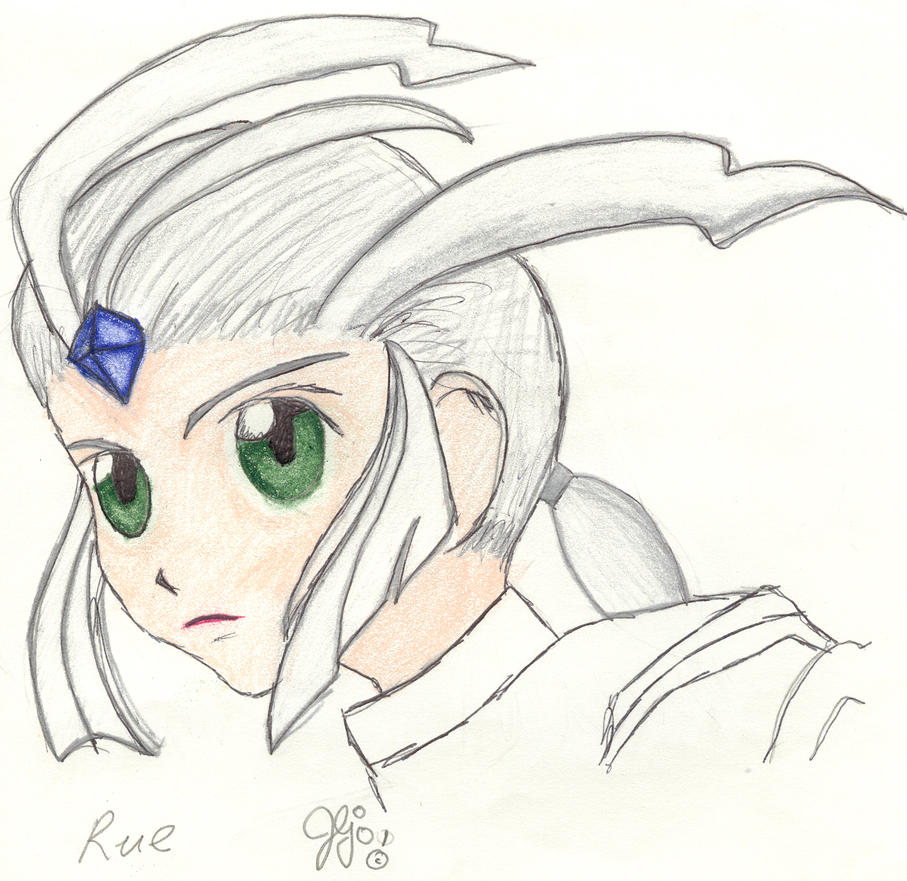 Rue by equiniangoddess