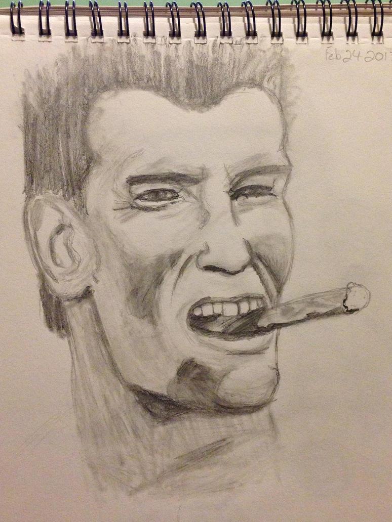 Arnie by Spifflicate