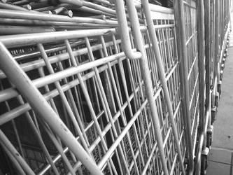 shopping carts by anesthetics911