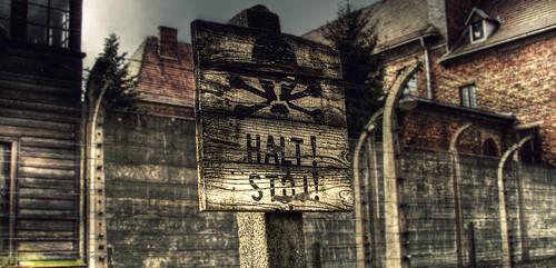 Auschwitz HDR