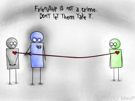 Friendship. by Caramells