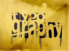 Typography by eletira