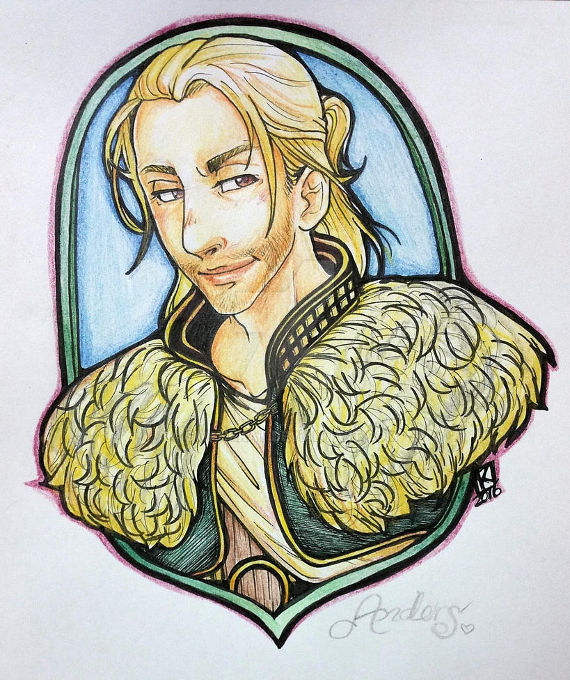 Anders by swankkat