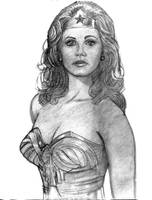 Mujer Maravilla by SuperPoser