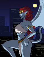 Demona by Taynor-Hook
