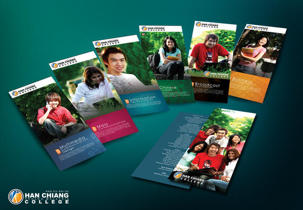 Han Chiang College Brochure by alanleesh on DeviantArt – College Brochure