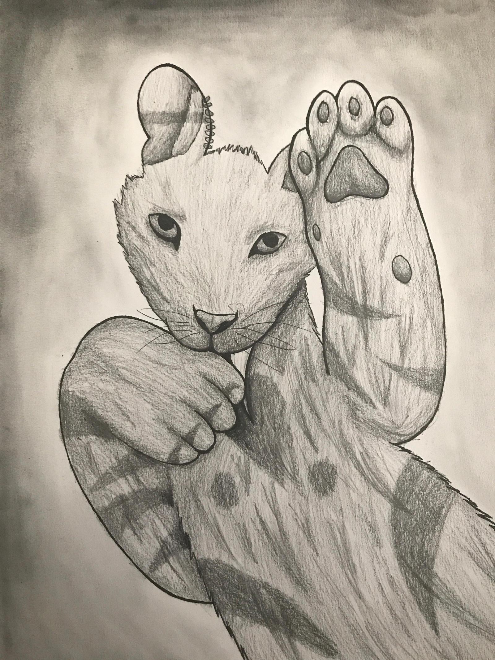 [AT] Sabertooth by sneakywolf117
