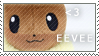 Love Eevee stamp
