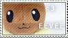 Love Eevee stamp