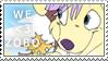 We Love Zobo Stamp
