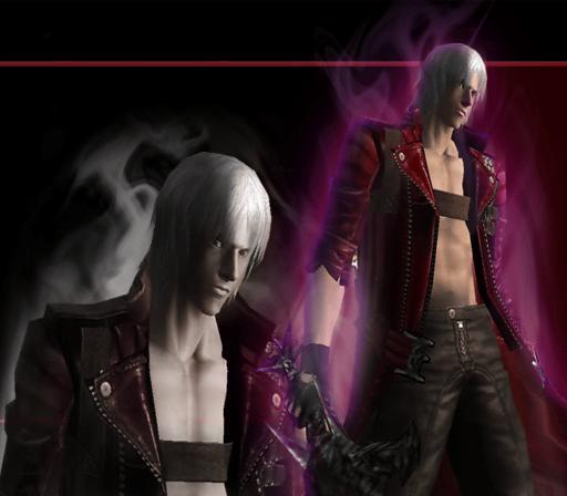 Devil May Cry 3 Se Super Dante By Elvin Jomar On Deviantart