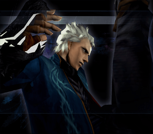 Devil May Cry 3 SE - Beowulf Vergil Clear 3 by Elvin-Jomar