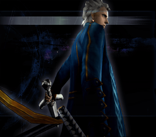 Devil May Cry 3 SE - Force Edge Vergil Clear 3 by Elvin-Jomar