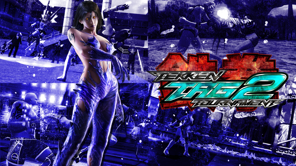 Tekken Tag Tournament 2 - Unknown Wallpaper by Elvin-Jomar ...