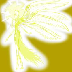 Desert Bluffs Angel