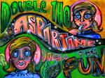 Double the Aspartame