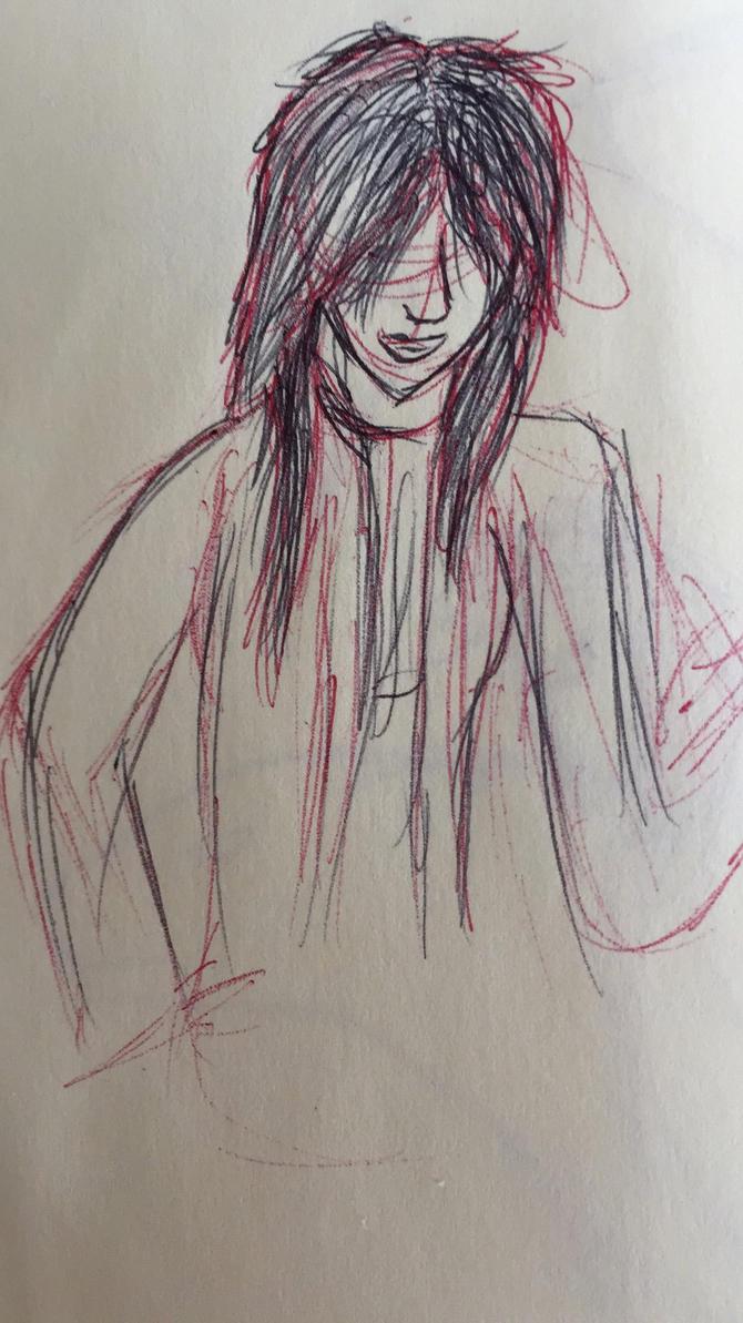 Sketch - Tola by hrhowling