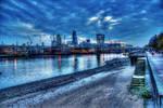 London BlackFriars Thames