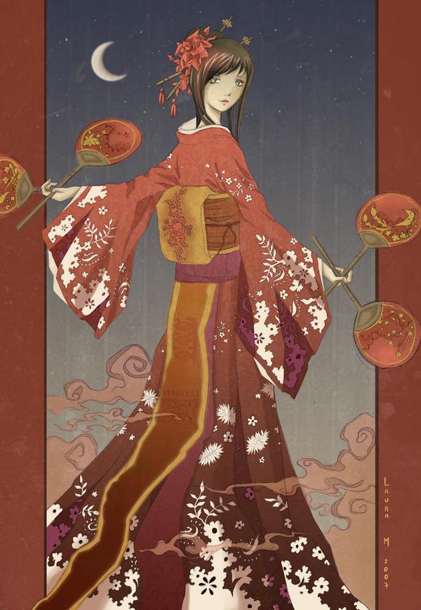 Sweet Kimono by lavra
