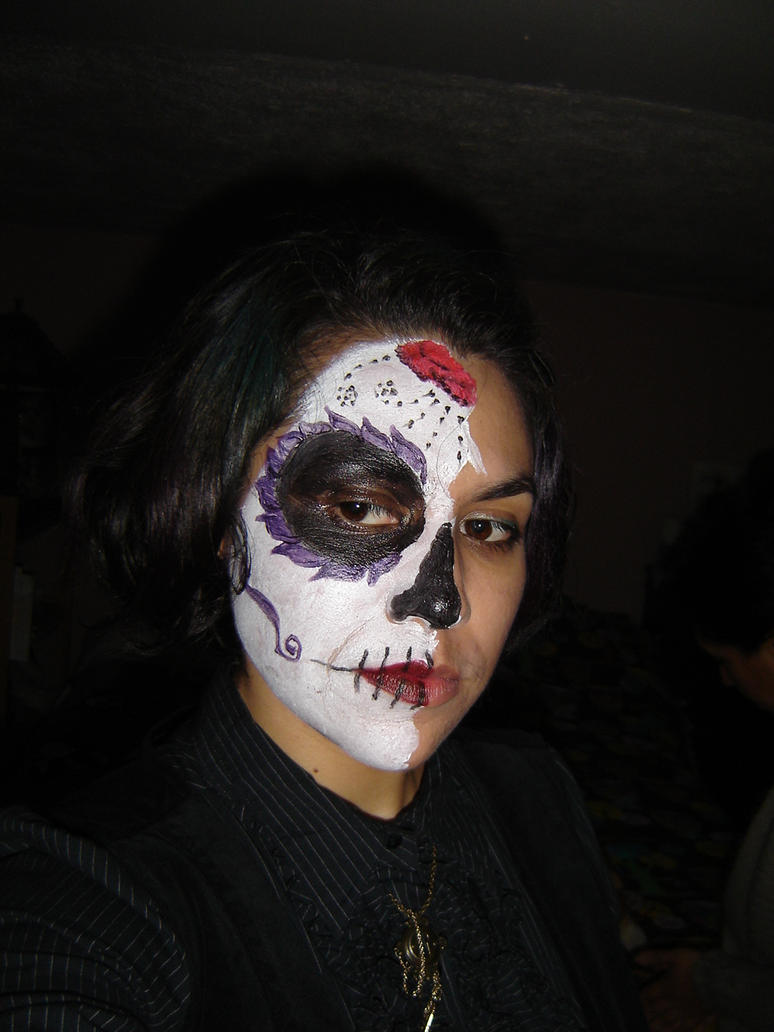 Catrina Makeup Lunaverse Deviantart