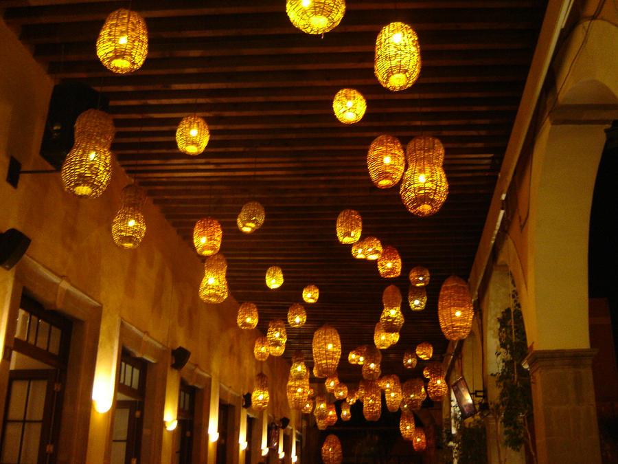 Lanterns by lunaverse